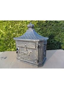 Engelse Wand antiek brons